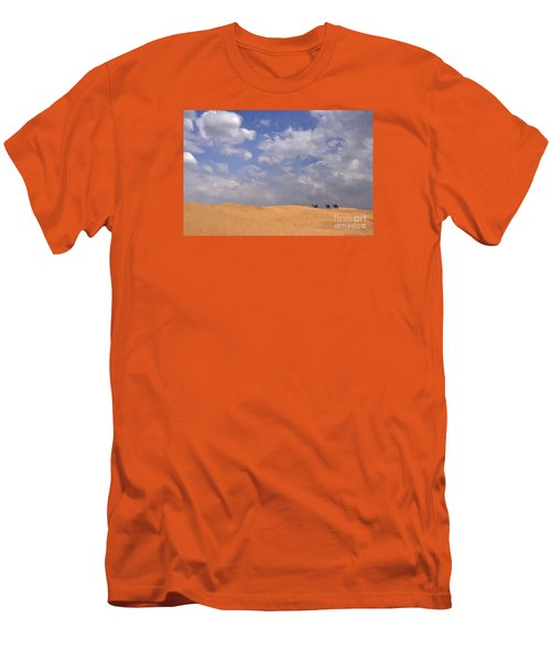 Jaisalmer Desert Festival-1 Men's T-Shirt (Athletic Fit)