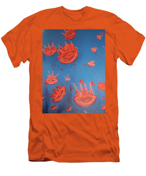 Jelly Fish Men's T-Shirt (Athletic Fit)