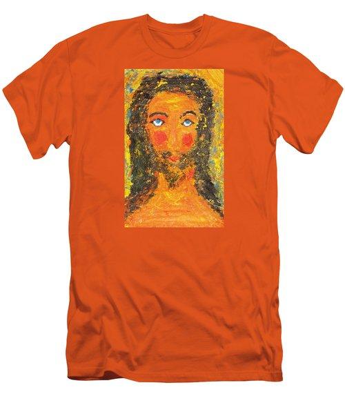 Jesus. Summer. Men's T-Shirt (Athletic Fit)