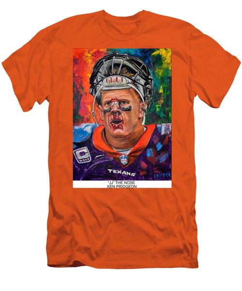 Jj The Nose Men's T-Shirt (Athletic Fit)