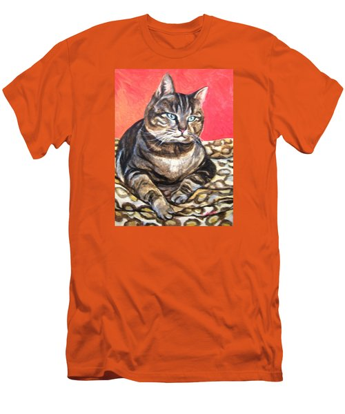 Jungle Wannabe Men's T-Shirt (Slim Fit) by Laura Aceto