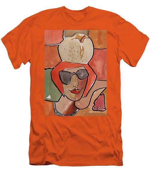 La Pomme Men's T-Shirt (Athletic Fit)