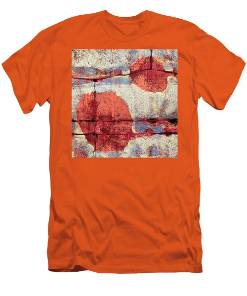 Latent Connections Men's T-Shirt (Slim Fit) by Maria Huntley