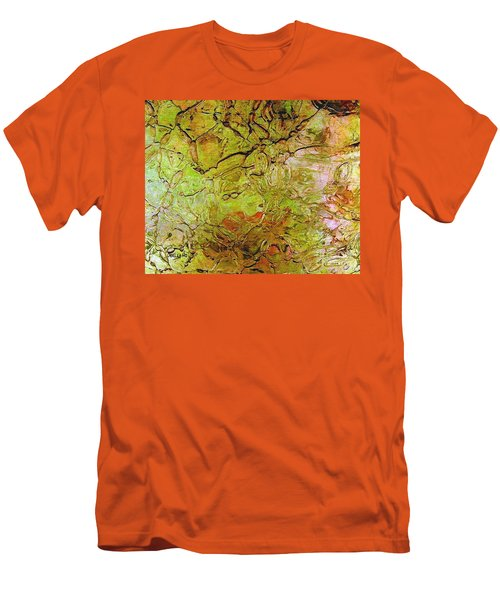 Lava Glass Men's T-Shirt (Athletic Fit)