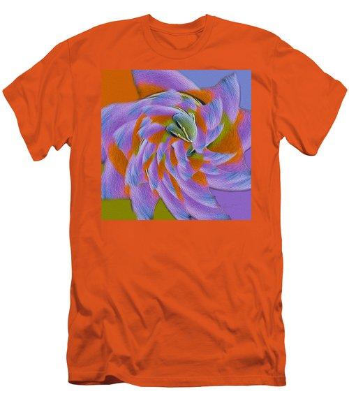 Learning To Fly Men's T-Shirt (Slim Fit) by Robert J Sadler