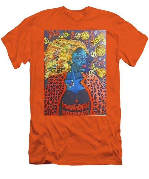 Legendary Self Men's T-Shirt (Athletic Fit)
