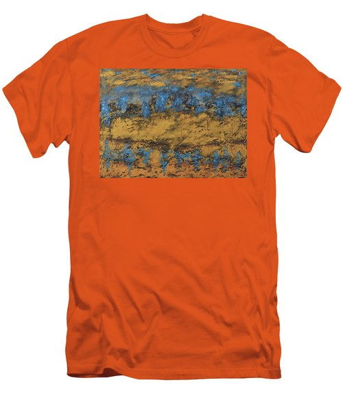 Letting Go Men's T-Shirt (Athletic Fit)