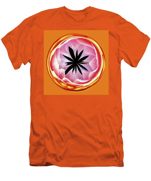 Lily Orb Men's T-Shirt (Athletic Fit)