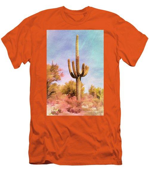 Lone Saugaro Men's T-Shirt (Athletic Fit)