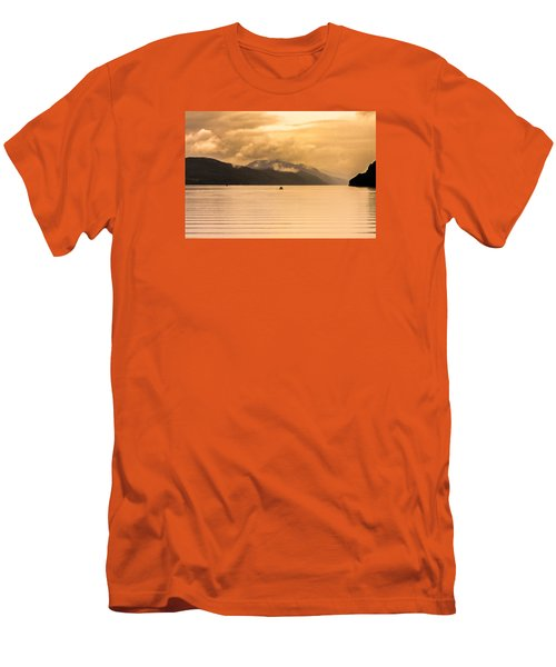 Loch 1 Men's T-Shirt (Athletic Fit)