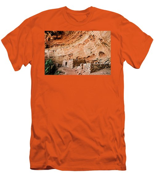 Long Canyon 05-219 Men's T-Shirt (Athletic Fit)