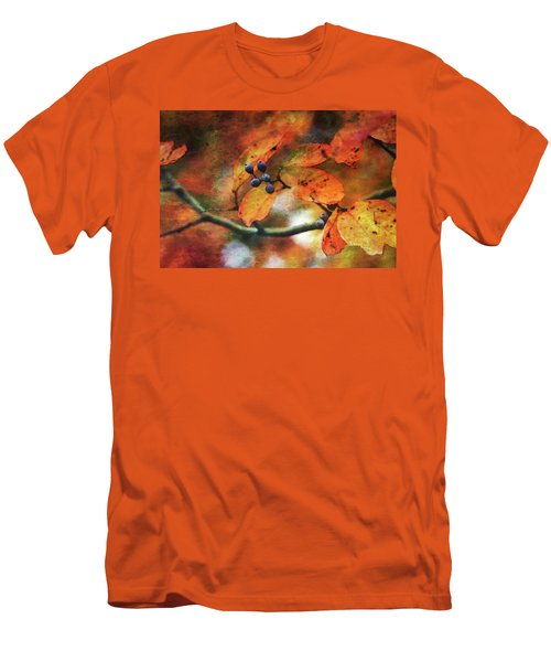 Lost Autumns Beauty 6570 Ldp_2 Men's T-Shirt (Athletic Fit)