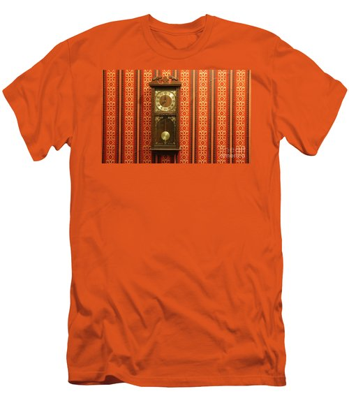 Men's T-Shirt (Slim Fit) featuring the photograph Lost In Time And Space by Stephen Mitchell