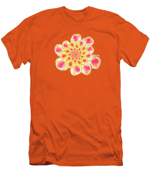 Lotus Men's T-Shirt (Athletic Fit)