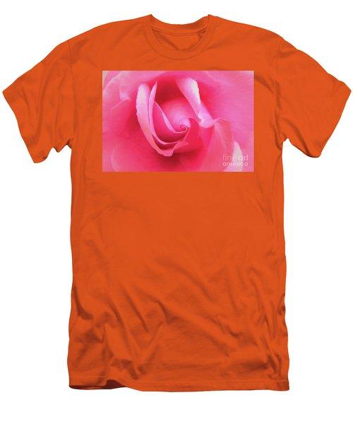 Love Pink Men's T-Shirt (Athletic Fit)
