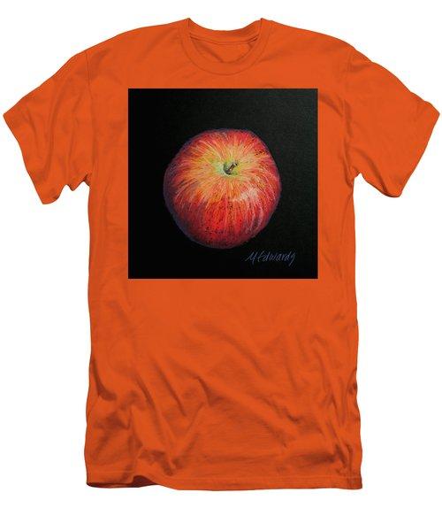 Lunch Apple Men's T-Shirt (Athletic Fit)