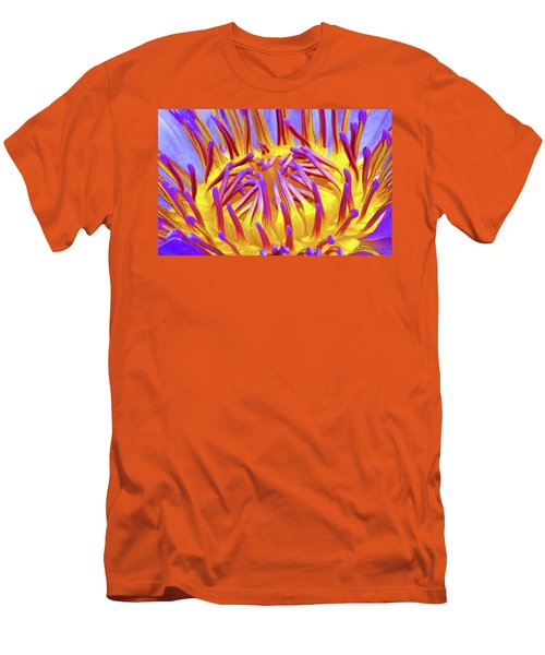Macro's Lotus Men's T-Shirt (Athletic Fit)