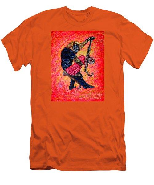 Madame... Men's T-Shirt (Athletic Fit)