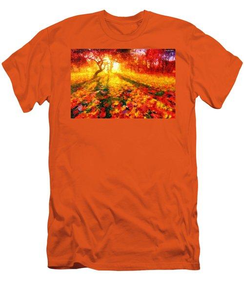 Magic Park - Pa Men's T-Shirt (Athletic Fit)