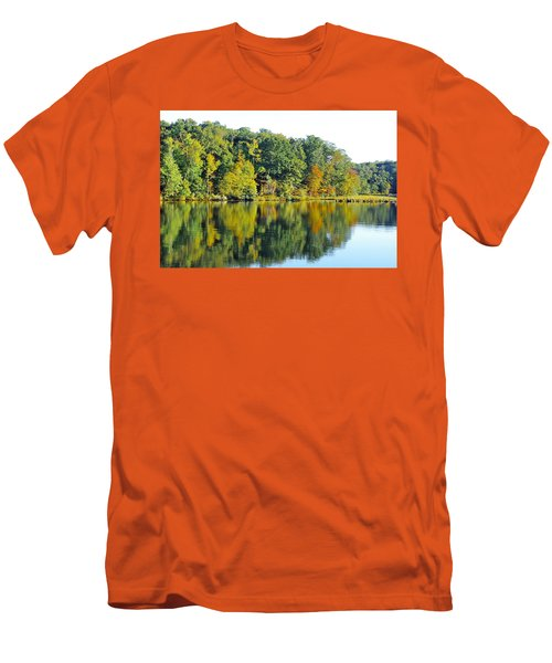 Mallows Bay Men's T-Shirt (Athletic Fit)