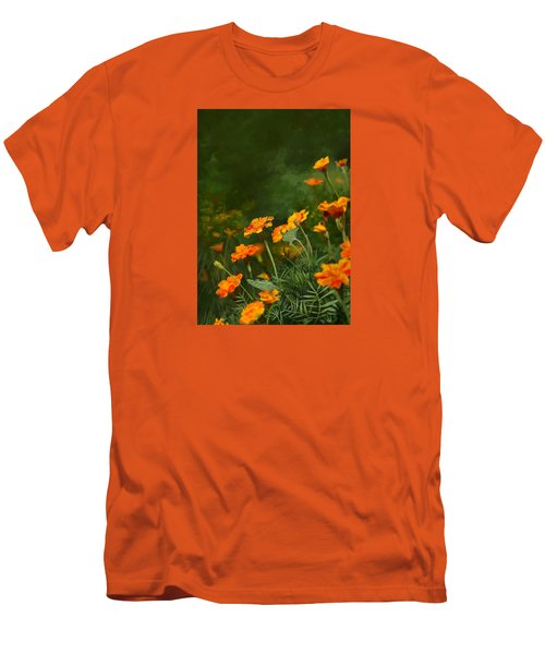 Marigold Men's T-Shirt (Athletic Fit)