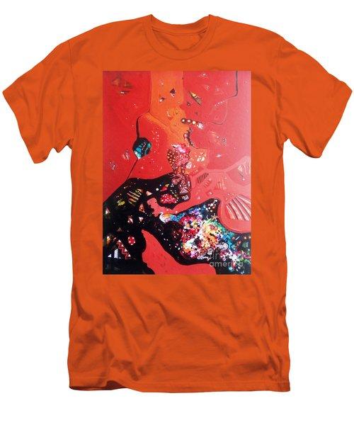 meditation I Men's T-Shirt (Athletic Fit)