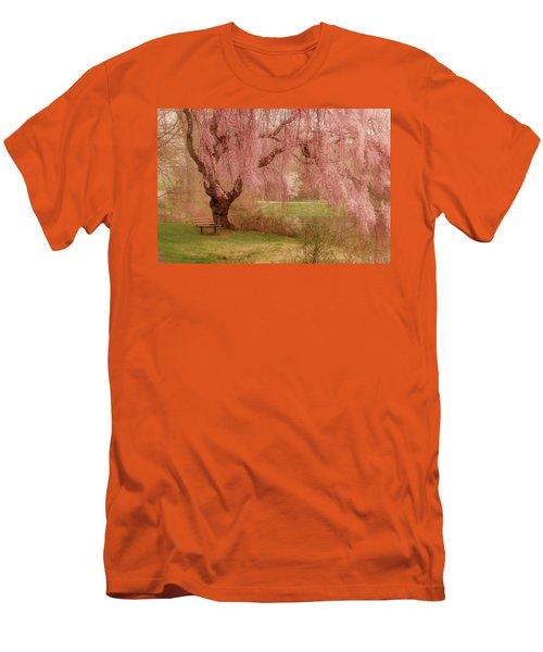 Memories - Holmdel Park Men's T-Shirt (Athletic Fit)