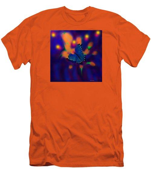 Metamorphosis Men's T-Shirt (Slim Fit) by Latha Gokuldas Panicker