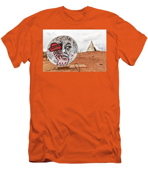 Meteor City Trading Post 11 Men's T-Shirt (Athletic Fit)
