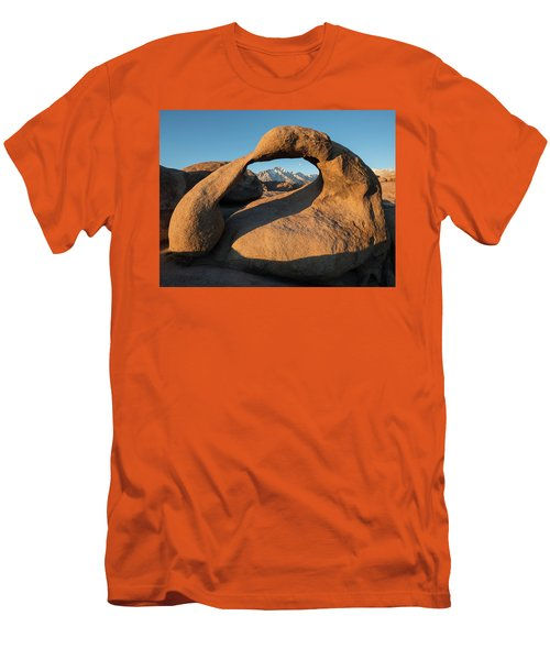 Men's T-Shirt (Slim Fit) featuring the photograph Mind Bender by Dustin LeFevre