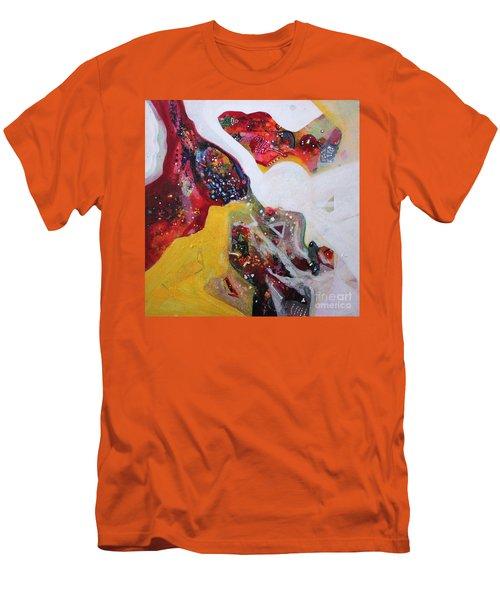 Mirage V Men's T-Shirt (Athletic Fit)