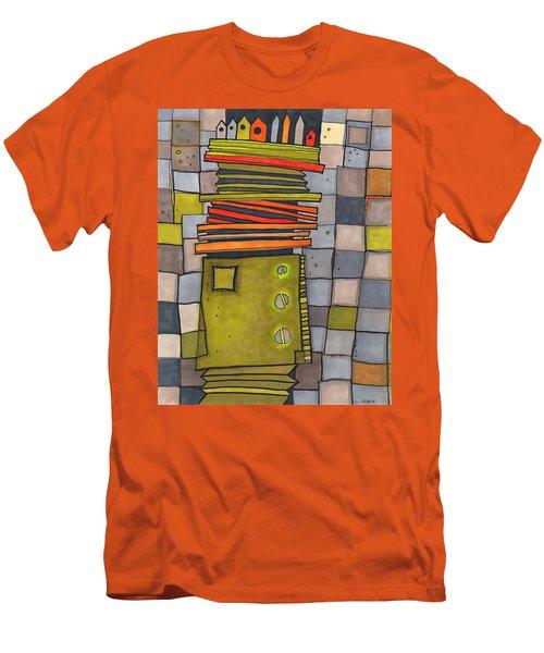 Misconstrued Housing Men's T-Shirt (Athletic Fit)