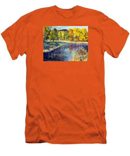 Mississippi Mix Men's T-Shirt (Slim Fit) by Jim Phillips