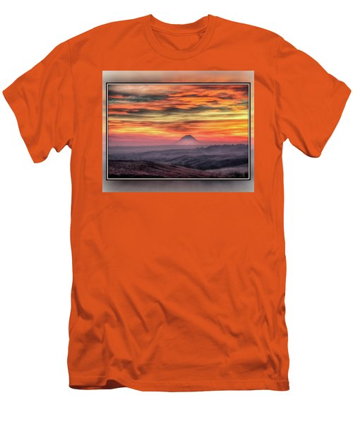 Monet Morning Men's T-Shirt (Athletic Fit)