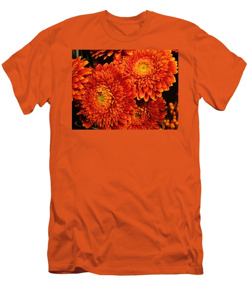 Mums In Flames Men's T-Shirt (Athletic Fit)