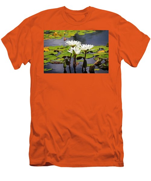 Men's T-Shirt (Athletic Fit) featuring the photograph My Sweetest Madness by Michiale Schneider