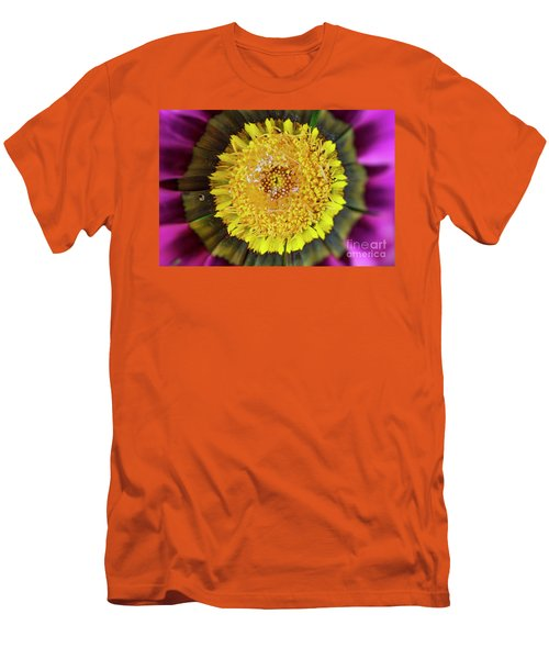 Men's T-Shirt (Athletic Fit) featuring the photograph Natures Eye by Wendy Wilton