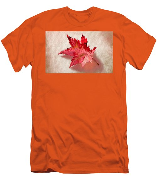Nature's Handshake Men's T-Shirt (Athletic Fit)