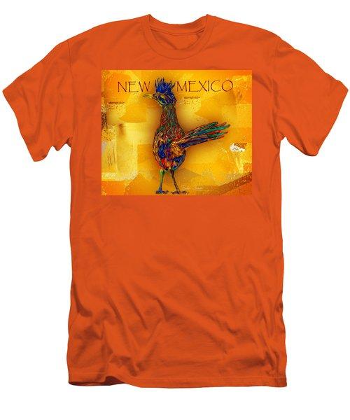 New Mexico Roadrunner Men's T-Shirt (Athletic Fit)