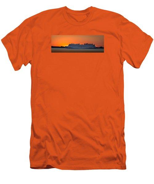 Norwegian Breakaway Men's T-Shirt (Slim Fit) by Kenneth Cole