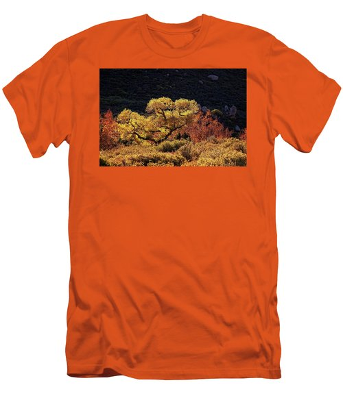 November In Arizona Men's T-Shirt (Athletic Fit)