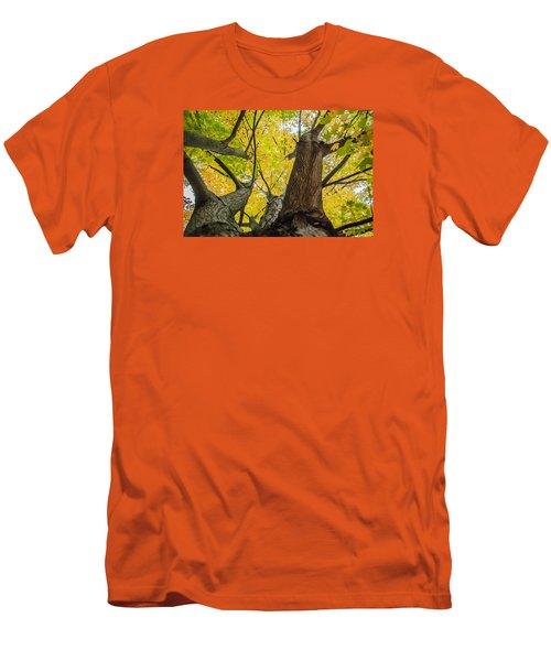 Ohio Pyle Colors - 9687 Men's T-Shirt (Slim Fit) by G L Sarti