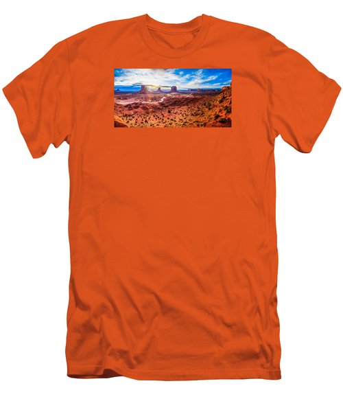 Oljato-monument Valley Men's T-Shirt (Athletic Fit)