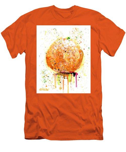 Orange 2 Men's T-Shirt (Athletic Fit)