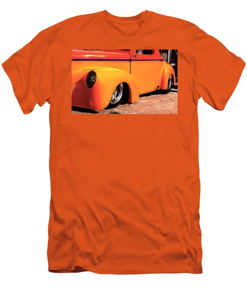 Orange Rush - 1941 Willy's Coupe Men's T-Shirt (Athletic Fit)