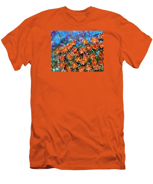 Orange You Sweet Men's T-Shirt (Athletic Fit)