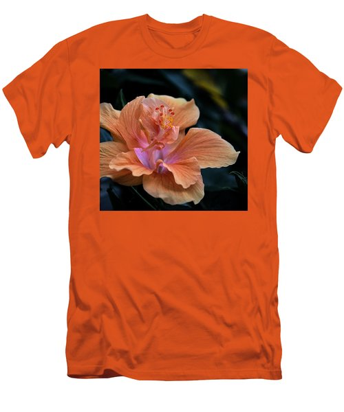 Orangecicle Men's T-Shirt (Slim Fit) by Robert McCubbin
