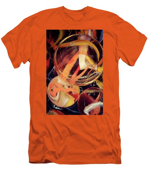 Men's T-Shirt (Slim Fit) featuring the photograph Other Worlds II by Shelly Stallings