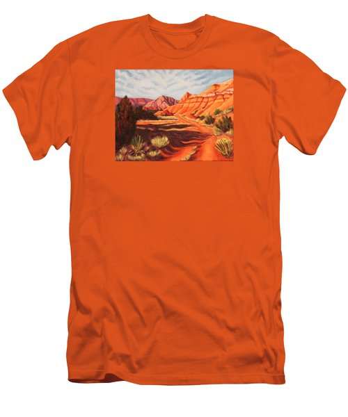 Palo Duro Canyon Men's T-Shirt (Athletic Fit)