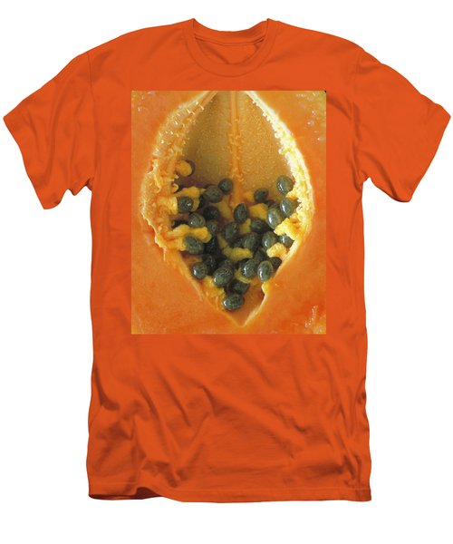 Papaya Men's T-Shirt (Athletic Fit)